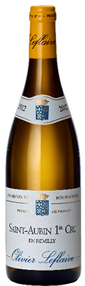 "Saint-Aubin 1er Cru ""En Remilly"" 쌩또방 헤미"