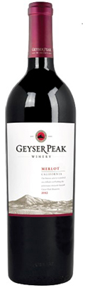 Geyser Peak, Merlot California 메를로
