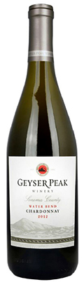 Geyser Peak, Water bend Sonoma County Alexander Valley 워터벤드
