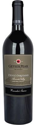 Geyser Peak Devil's Inkstand Sonoma County Alexander Valley 잉크스탠드