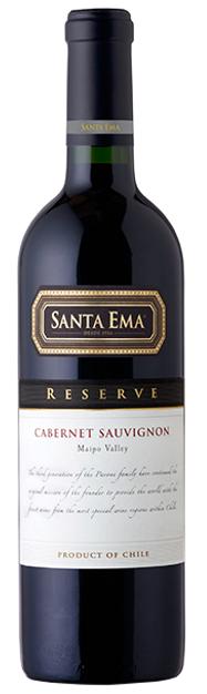 Santa Ema, Reserva-Cabernet Sauvignon 리저브 까베르네소비뇽